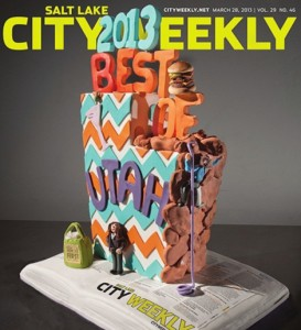 CityWeekly honors Pierpont Place as Best of Utah 2013